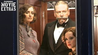 Go Behind The Scenes Of Murder On The Orient Express (2017)