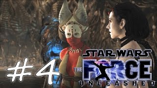 Прохождение Star Wars: The Force Unleashed (PC) #4 - Фелуция