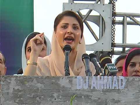 #MaryamNawaz Speech - Faisalabad 8 MARCH 2018