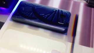 УФ печать на телефоне fly от компании УльтраФиолет!(, 2013-10-10T19:52:24.000Z)