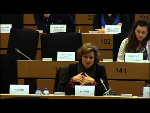 intervention by MEP Helga Trüpel, joint AFET-CULT meeting, 23 March 2015