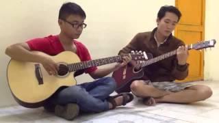 ANH - Test Guitar Phúc Sĩ -  Huế ( Guitar Trí, Tài  clb guitar Phú Bài)
