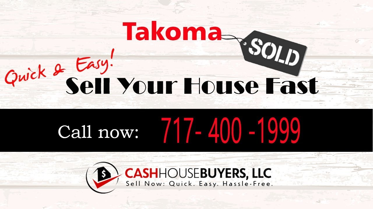 HOW IT WORKS We Buy Houses Takoma Washington DC | CALL 717 400 1999 | Sell Your House Fast