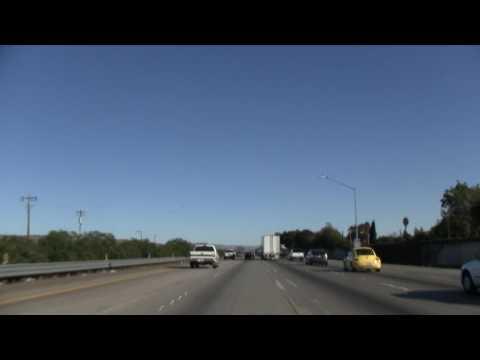 I-238 South & I-580 East (CA), Hayward To Tracy