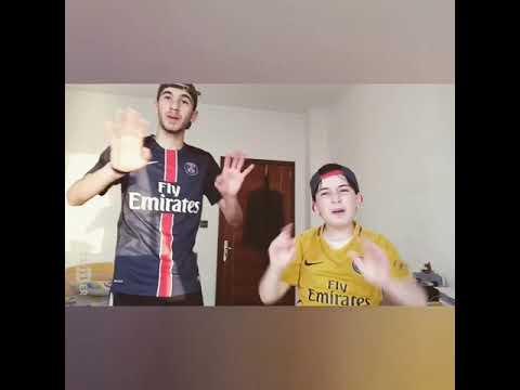 Triller vidéo (abou debeing) la dance de paname 👅✌