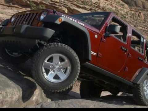 NEW JEEP Tx Wrangler Unlimited 4WD 4dr Rubicon at HOYTE DODGE NEW JEEP