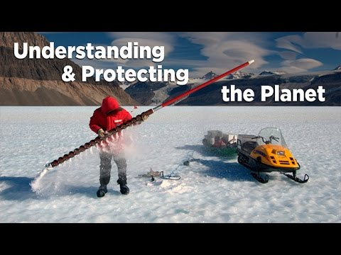 Understanding and Protecting the Planet - Research at Scripps Oceanography
