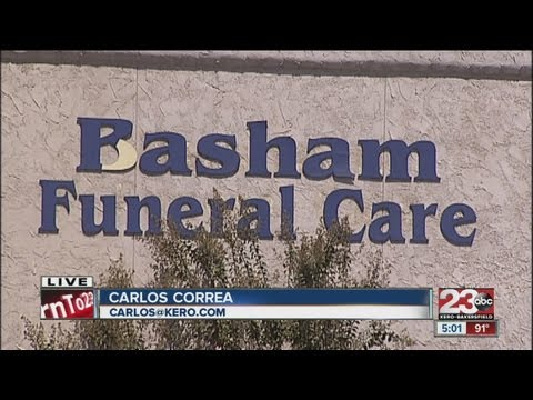Old Man Brought Gun To Funeral Home