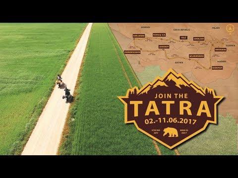 Join the Tatra - Motorbike Adventure