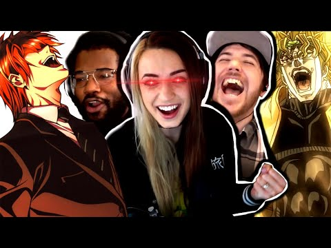I Forced YouTubers To Dub Anime Scenes (ft Gibi ASMR, AfroSenju, Lost Pause Etc.)