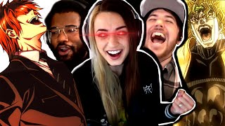 I Forced YouTubers to Dub Anime Scenes (ft Gibi ASMR, AfroSenju, Lost Pause etc.)