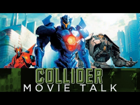 First Look At Pacific Rim: Uprising Jaegers, New Halloween Reboot Team - Collider Movie Talk