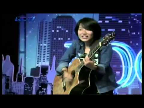 [CUT] RISKA AFRILIA - INIKAH CINTA (ME) - Audition 1 (Bandung) - Indonesian Idol 2014