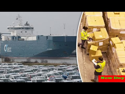 France ready to PUNISH UK shipping as EU fails to plan for Brexit no deal