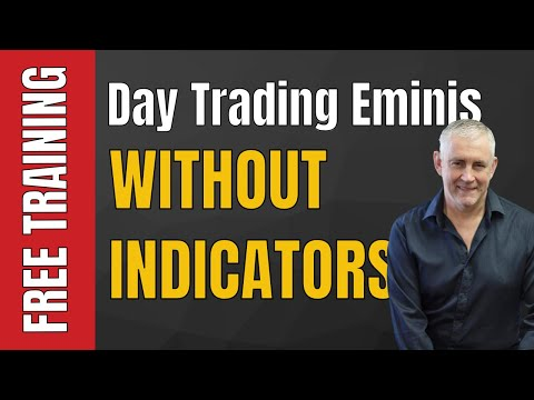 Day Trading Eminis Without Indicators  2 Live Trades