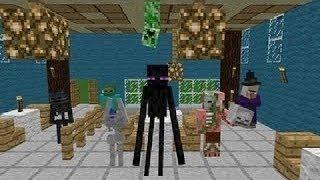 Monster Restaurant - Minecraft Animation