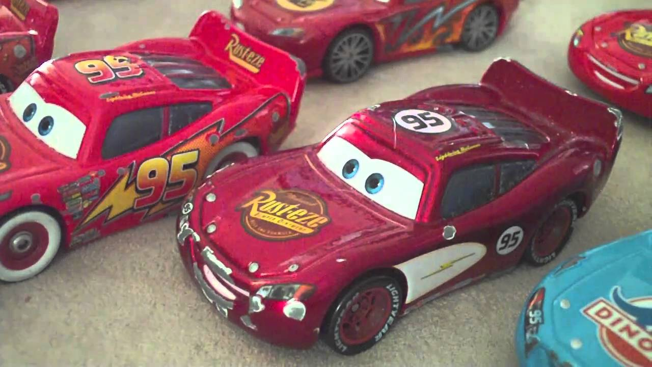 lightning mcqueen mater and other variants youtube. Black Bedroom Furniture Sets. Home Design Ideas