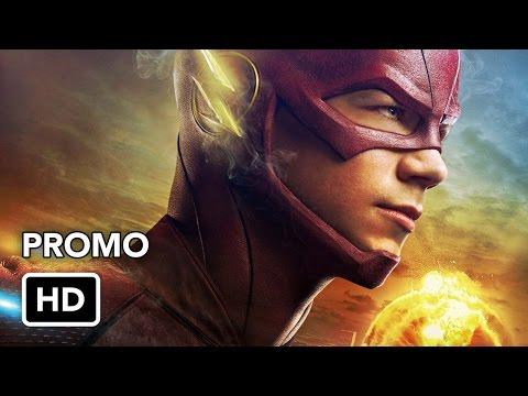 "The Flash Season 2 Promo ""New Season, New Threats"" (HD) Jay Garrick"