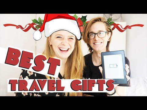 2018 Best Gift Ideas For Travel & Vacation