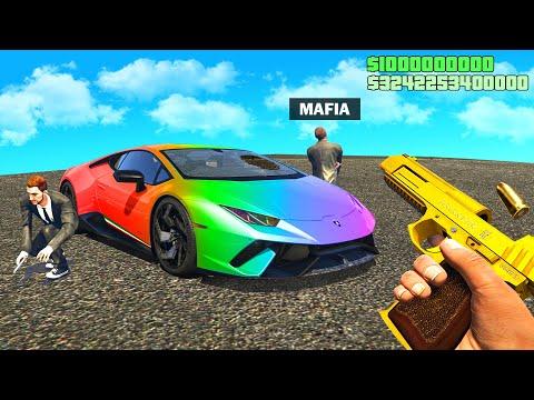 ich KLAUE den REGENBOGEN LAMBO von MAFIA in GTA 5 RP! (Teuerstes AUTO der WELT)