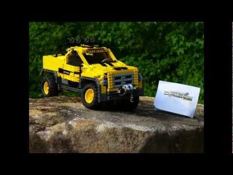 Lego Desert Raider