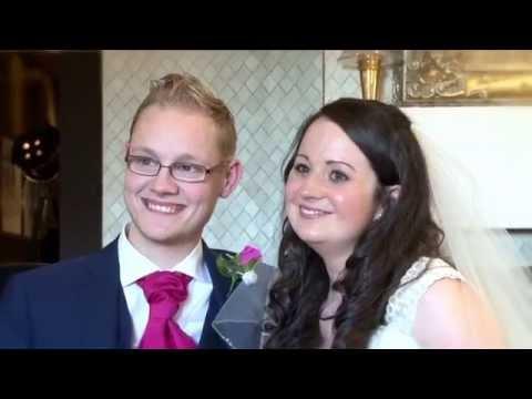 Melanie & Scott wedding video highlights | Doubletree by Hilton, Chester