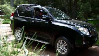 Toyota Prado Car Review