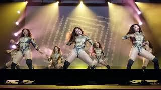 Lifetime's Bring It Live! The Dancing Dolls slaying choreo to Beyon...