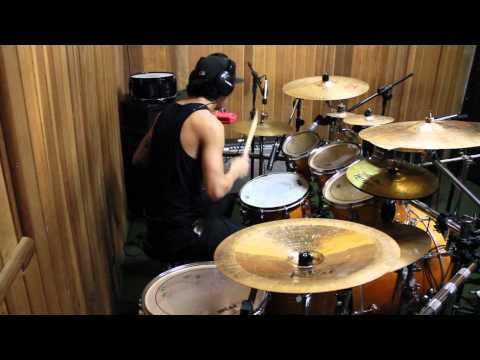 Filipe Alexandre Lima - Kirk Franklin - Hosanna (Drum Cover)
