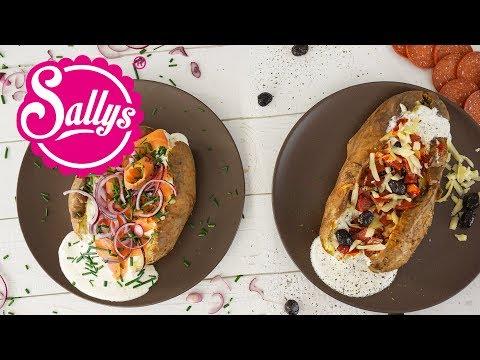 Kumpir – gefüllte Kartoffeln aus dem Ofen / Sally vs. Murat – das Battle / Sallys Welt