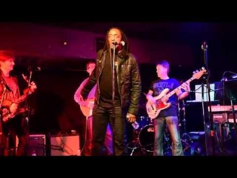 The Rolling  Stones  Sidemen Bernard Fowler, Tim Ries, w/Jimmy McIntosh 1