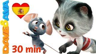 Baixar 😽 Gatito, Gatito   Canciones para Niños de Dave y Ava   Canciones Infantiles 😽