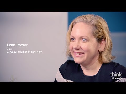 Consumers Are Now Participants: Lynn Power, CEO of J. Walter Thompson New York