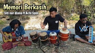 Memori Berkasih Siti Nor Diana ft Achik Spin || Bogrex irama Cover