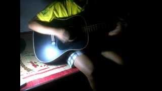 Lời ru ngọt ngào - Guitar cover (Mr.T)