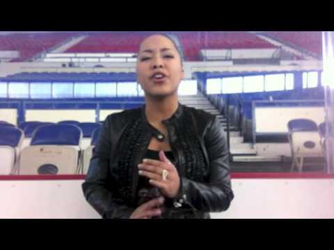 Eminem - Berzerk Clean (Cover by Kyra Smith)