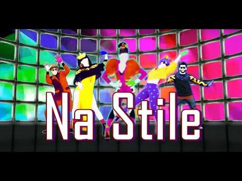 Just Dance 2018 На Стиле ( Na Stile ) By Vremya i Steklo