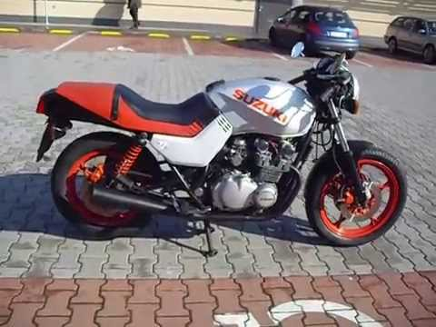 Suzuki Gs 650 Katana Youtube