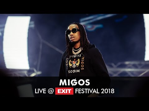 EXIT 2018 | Migos Bad and Boujee Live @ Main Stage