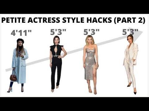 Petite Celebrity Style (Part 2)