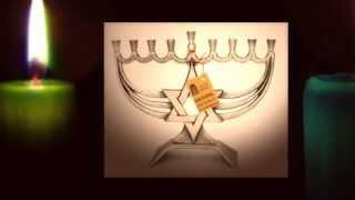 Hanukkah menorahs by Israeli artists