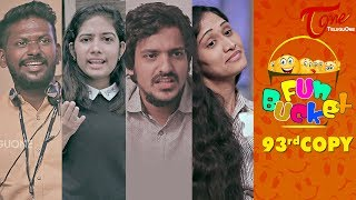 Fun Bucket | 93rd Episode | Funny Videos | Harsha Annavarapu | #TeluguComedyWebSeries