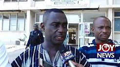 ACCRA POLICE SHOOTING: (13-08-18)