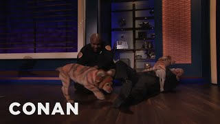 Conan Appoints A New Security Force - CONAN on TBS