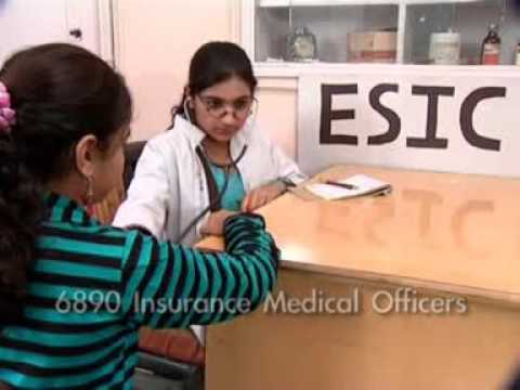 ESIC - India's Largest Medical Infrastructure