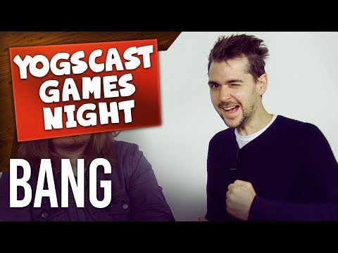 BANG!   Games Night