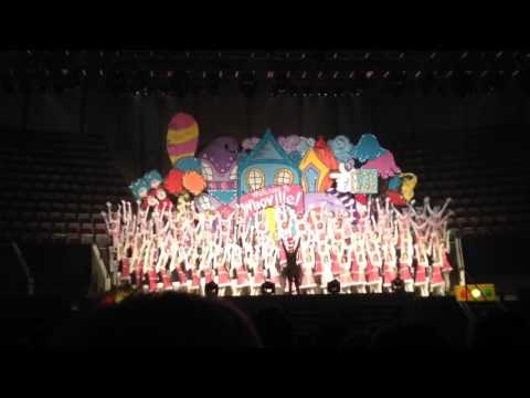 ACU Sing Song 2016 Sigma Theta Chi Dr Seuss