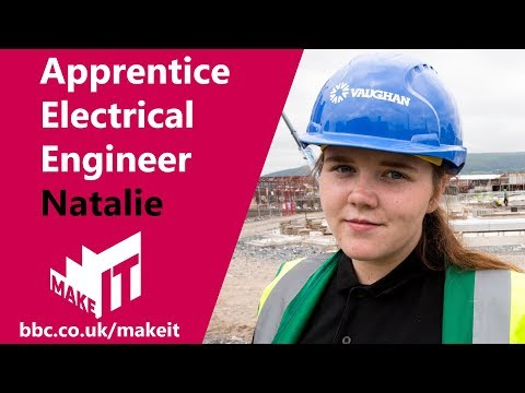 Apprentice Electrical Engineer | Make It Into: Construction