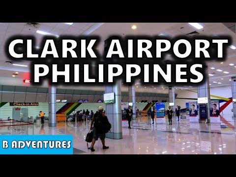 CLARK Airport Terminal Pampanga Philippines S4, Vlog 58