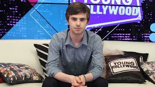 Freddie Highmore's Dual Personality on BATES MOTEL